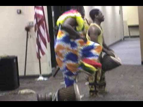 AUTHENTIC AFRICAN CULTURAL DANCE GROUP NIGERIA DAY
