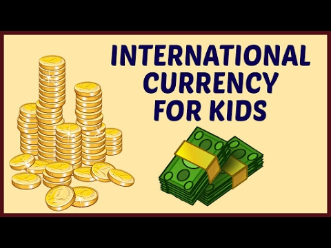 Money For Kids | International Currency For Kids | Preschool Learning & Educational Videos
