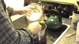 Dickie Baker Vinegar Pie