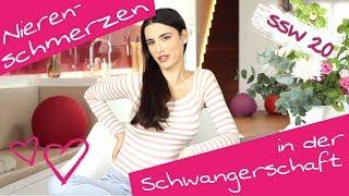 20. SSW | Nierenstau & Nierenschmerz in der Schwangerschaft