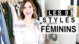 Cover images LES DIFFERENTS STYLES FEMININS