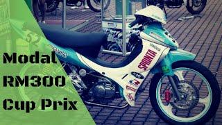 #8 - LAGENDA 110 Modal Rm300 Tiru Cup Prix
