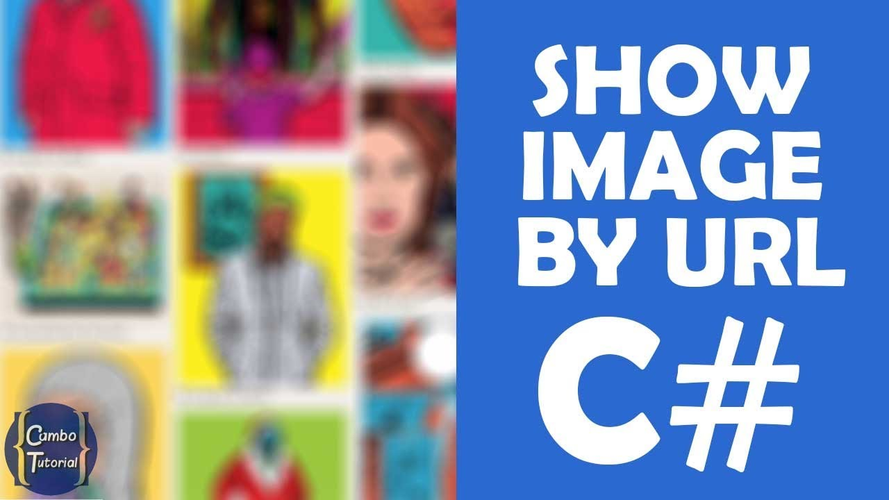 How to Load Image From URL in Image List with List View C# programming