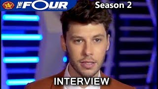 James Graham Interview He Talks on Rebecca Black  and  Another Challenge  on The Four Season 2
