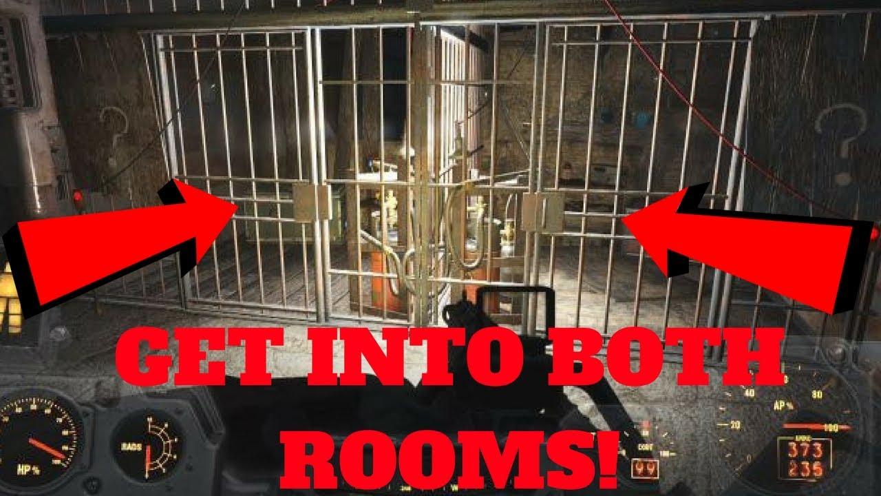 Fallout 4 parking garage maze loot