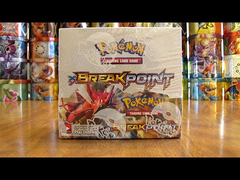 Pokemon BREAKpoint Booster Box Opening Pt. 1