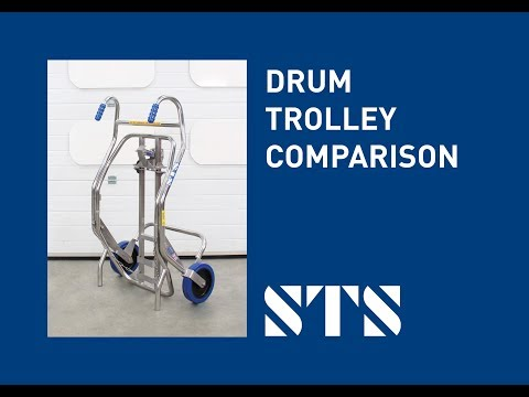 STS - Drum Trolley, Drum Truck Comparison Drum Handling Equipment, Hand Truck (Model: DTC01)