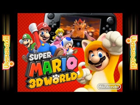 Super Mario 3D World on HyperSpin