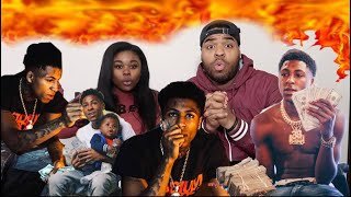 THE ALBUM FINALLY HERE 🙏🏽 | YoungBoy Never Broke Again – Overdose (Official Video) | REACTION!!!