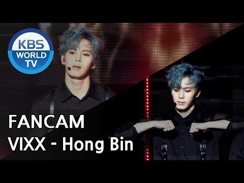[FOCUSED]VIXX's Hongbin - Scentist [Music Bank / 2018.04.27]