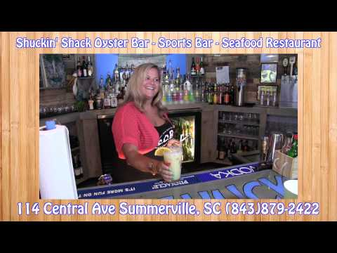 Shuckin' Shack Oyster Bar - Sports Bar | Summerville, SC