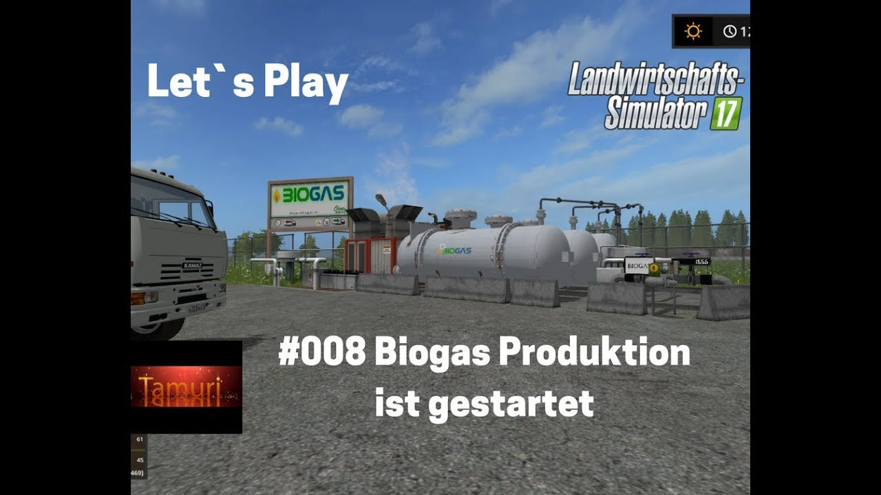 ls17 svapaagro produktionen let s play 008 biogas. Black Bedroom Furniture Sets. Home Design Ideas