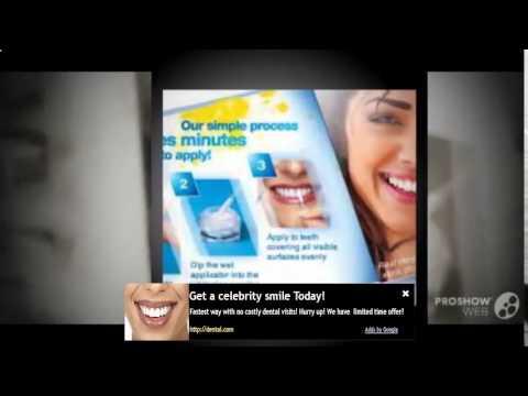 Laser White Teeth Whitening Process [Teeth Whitening Editor]