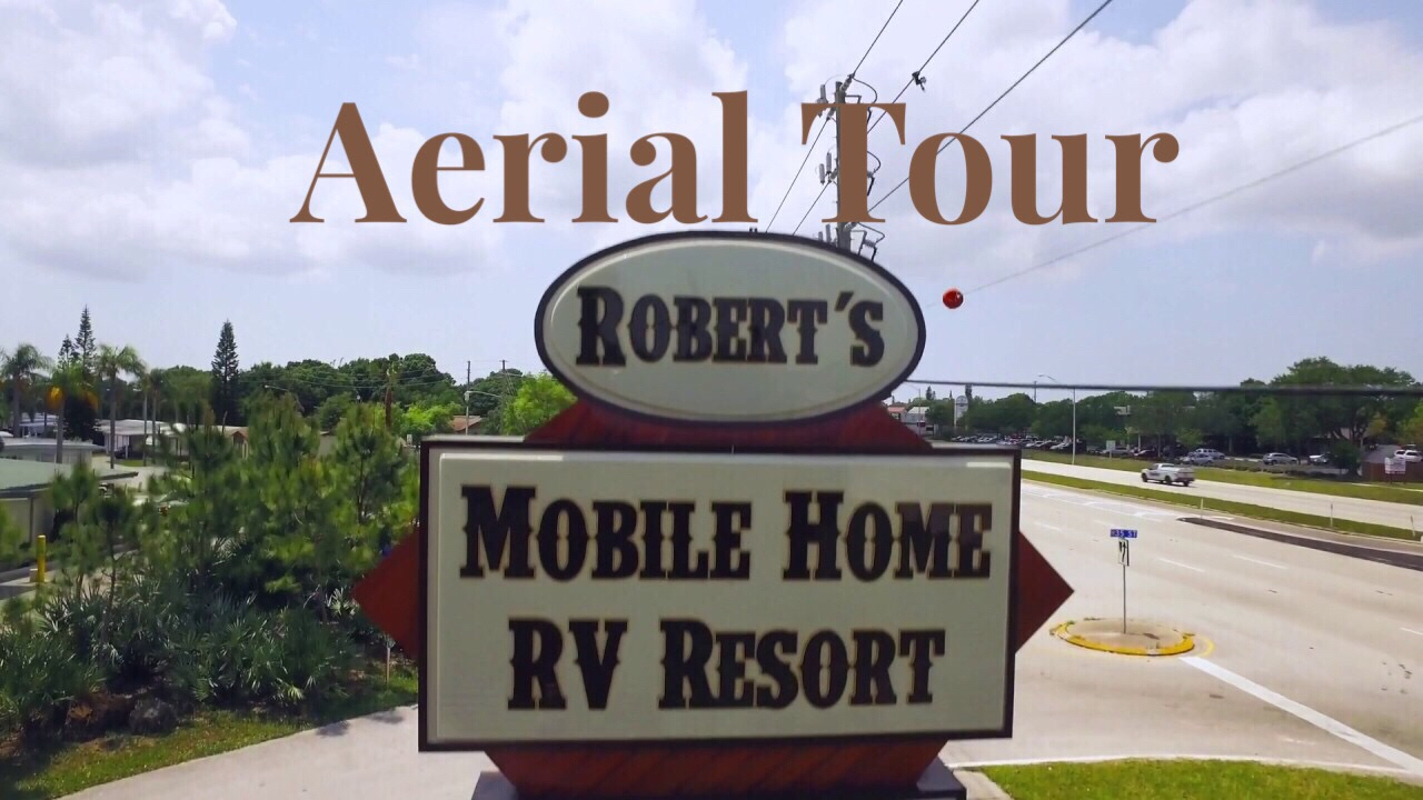 Roberts RV Aerial Tour