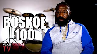 Boskoe100 Asks Vlad if His Keefe D Interview about 2Pac Murder was Accurate (Part 10)