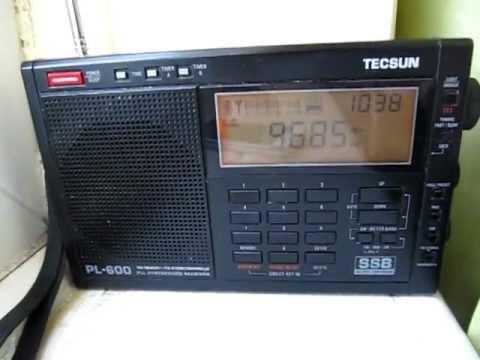 English UK Radio Tropo BBC Radio Cymru 96.8