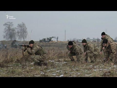 Капелани проходять військовий вишкіл на Яворівському полігоні