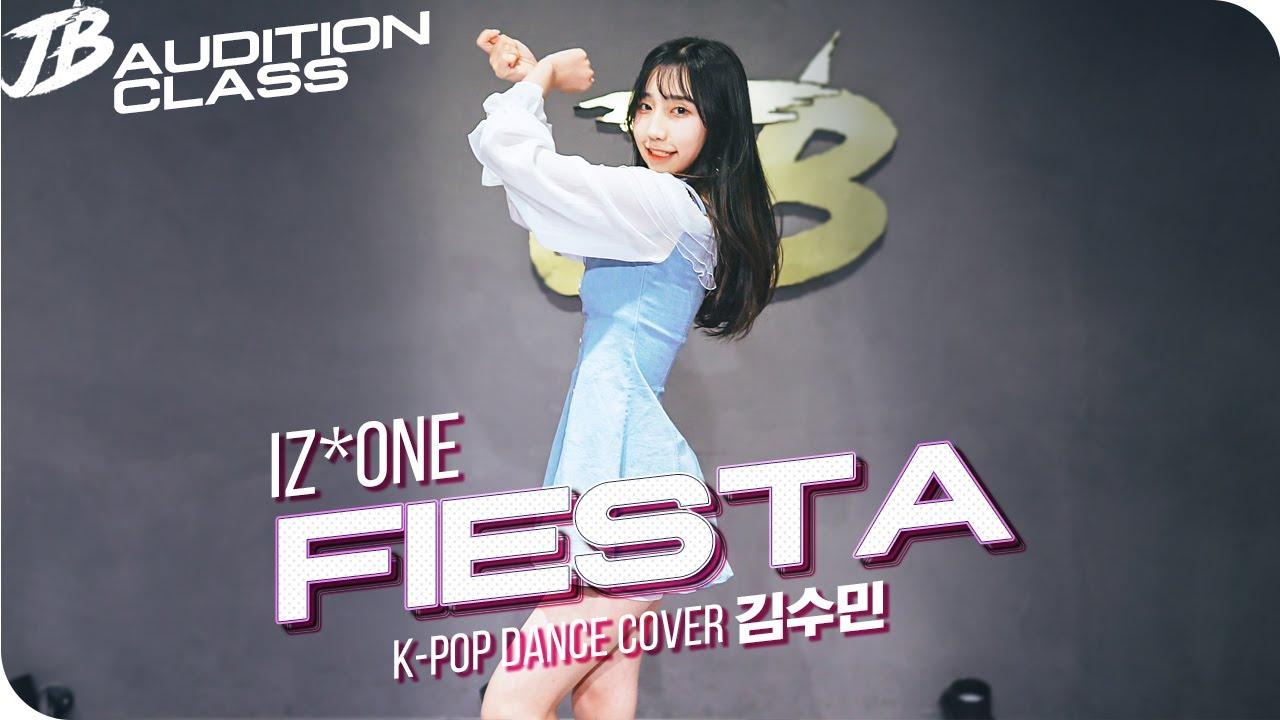 [K-POP COVER] IZ*ONE (아이즈원) - FIESTA / Student 김수민