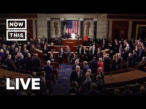 President Trump's 2020 State of the Union | LIVE | NowThis
