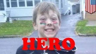 8-летний мальчик спас шестерых из огня, но погиб сам