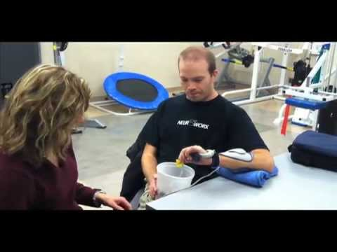 Spinal Cord Injury Recovery - Neuroworx - YouTube