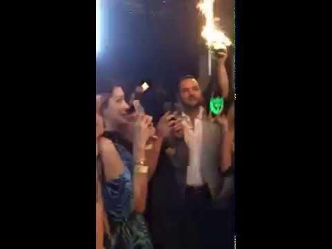 Fiesta de cumpleaños Sammy Sosa en Dubai