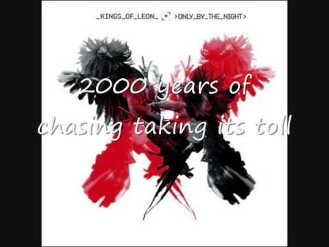 closer kings of leon only by the night lyric