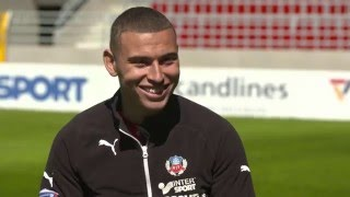 Reportage: Jordan Larsson -