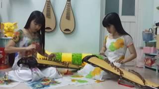 [Đàn tranh - Vietnamese Zither] SONG TẤU: HÒN VỌNG PHU 1