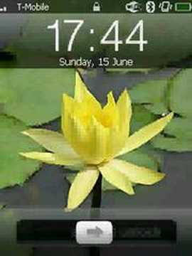 Slide to unlock MDA Vario III
