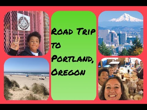 Favorite Places in Portland Oregon | Travel Guide