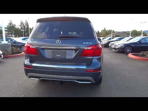 2016 mercedes benz gl class pleasanton walnut creek for Mercedes benz livermore