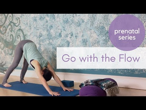 Prenatal Yoga Go with the Flow Find Physical and Emotional Balance