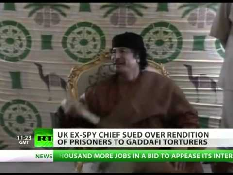 UK MI6 ex-spy chief to face trial over torture