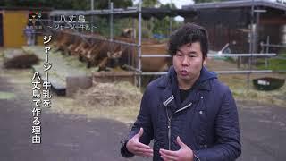 東京宝島 発見!島の味 八丈島 ジャージー牛乳編