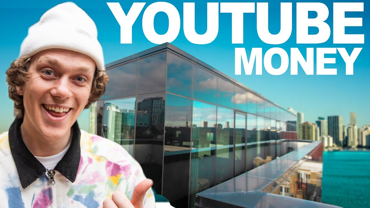 Living in a Penthouse at 25. An Honest Talk About YouTube Money.