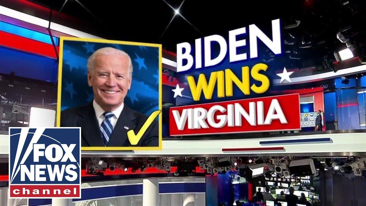 Joe Biden wins Virginia in Super Tuesday primary: Fox News