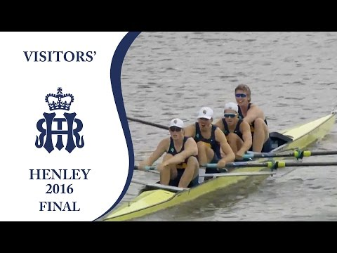 Vistiors' Final - Thames v California Berkeley | Henley 2016