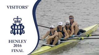 Vistiors' Final - Thames v California Berkeley | Henley 2016 thumbnail