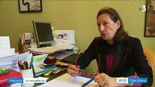 Les associations de la Roya contestent le projet de loi immigration