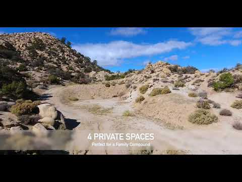 Stunning Yucca Valley Lot In Boulders