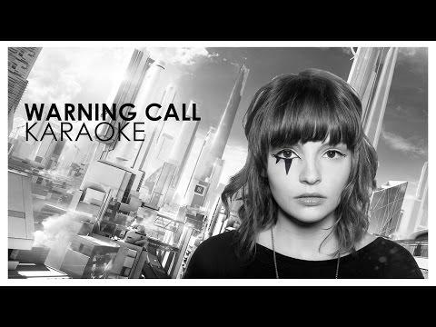 CHVRCHES Warning Call - Karaoke