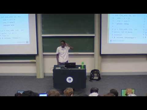 Python for Engineers: Testing 1/2 (Presentation)