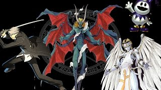 Top 5 Shin Megami Tensei Games