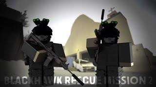ROBLOX Gameplay Black hawk Rescue Mission 2
