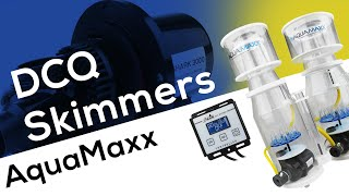 Bringing DC Control To Your Filtration: The AquaMaxx DCQ Skimmers