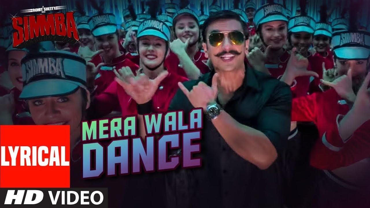 Download Mera Wala Dance Lyrical | Simmba | Ranveer Singh, Sara Ali Khan | Neha K,Nakash A,Lijo G-DJ Chetas