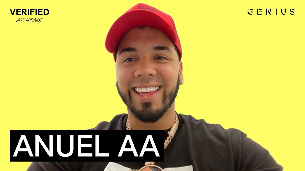 """Anuel AA """"Fútbol & Rumba"""" Letra Oficial Y Significado   Verified"""