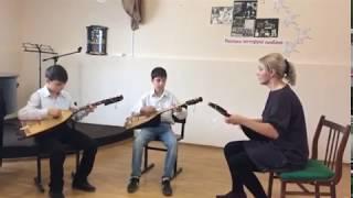 Открытый урок преподавателя музыкального отделения ДШИ №7 Султановой М Н.