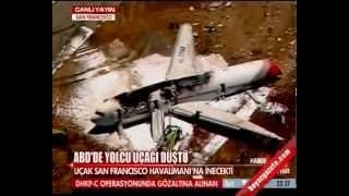 Boeing 777 Passenger Plane Crashed Abd Emergency